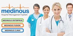 Medinous HMS is perfectly integrated for large as well as mid-sized clinics and hospitals